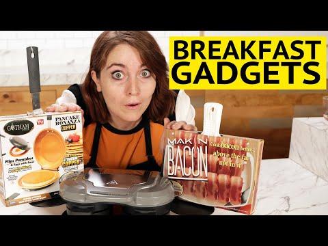 We Test Popular Breakfast Gadgets • Tasty