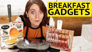 We Test Popular Breakfast Gadgets