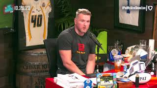 The Pat McAfee Show | Monday October 26th, 2020