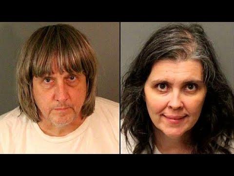 Shackled children found in California home