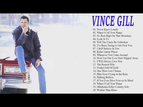 Vince Gill Greatest