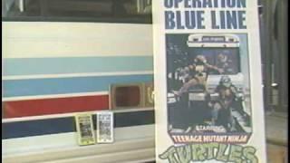 "(1990) ""Metro Blue Line Campaign"" - SCRTD"