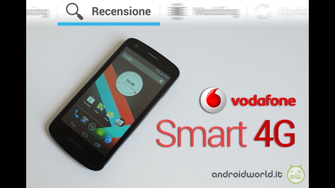 Vodafone smart 4g recensione in italiano by androidworld for Oficina 4g vodafone