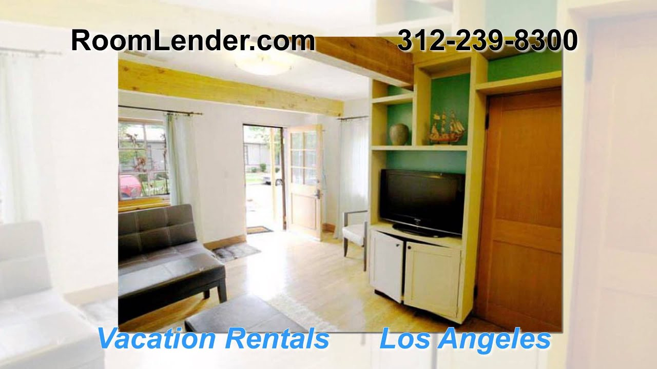 Vacation rentals los angeles california roomlender holiday for Los angeles short term rental