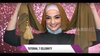 Tutorial 7 Celebrity Hijab | FASHION AND BEAUTY (11/05/19) Part 2