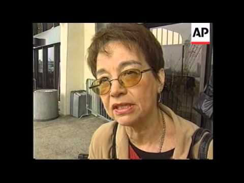 US: Berenson: Lori Berenson's life sentence overturned in Peru