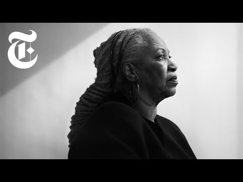 Remembering Toni Morrison An Iconic American Author  NYT News