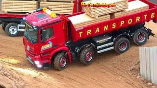 AMAZING R/C TRUCK ACTION - CONSTRUCTION WORLD - Nov 2017 p6