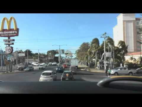 Carretera masaya Managua