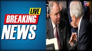 BREAKING: Senate Makes Move to STRIP President Trump Executive Authority Constitutional CRISIS Nears