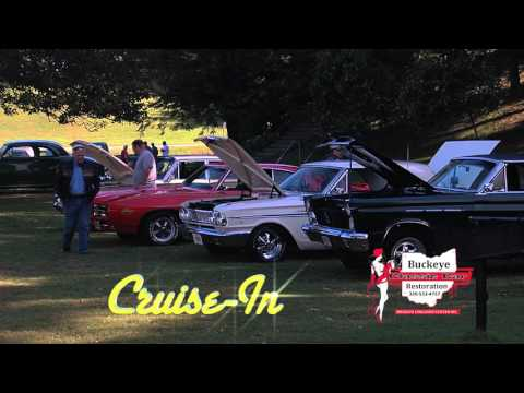 Cruise-In at Lakeshore Park for the annual Rib Burn-off & Car Show