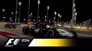 F1 2014: Bahrain Hot Lap