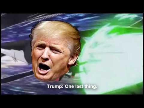 Trump Pierces the Election (Tengen Trumpen Gurren Lagann)
