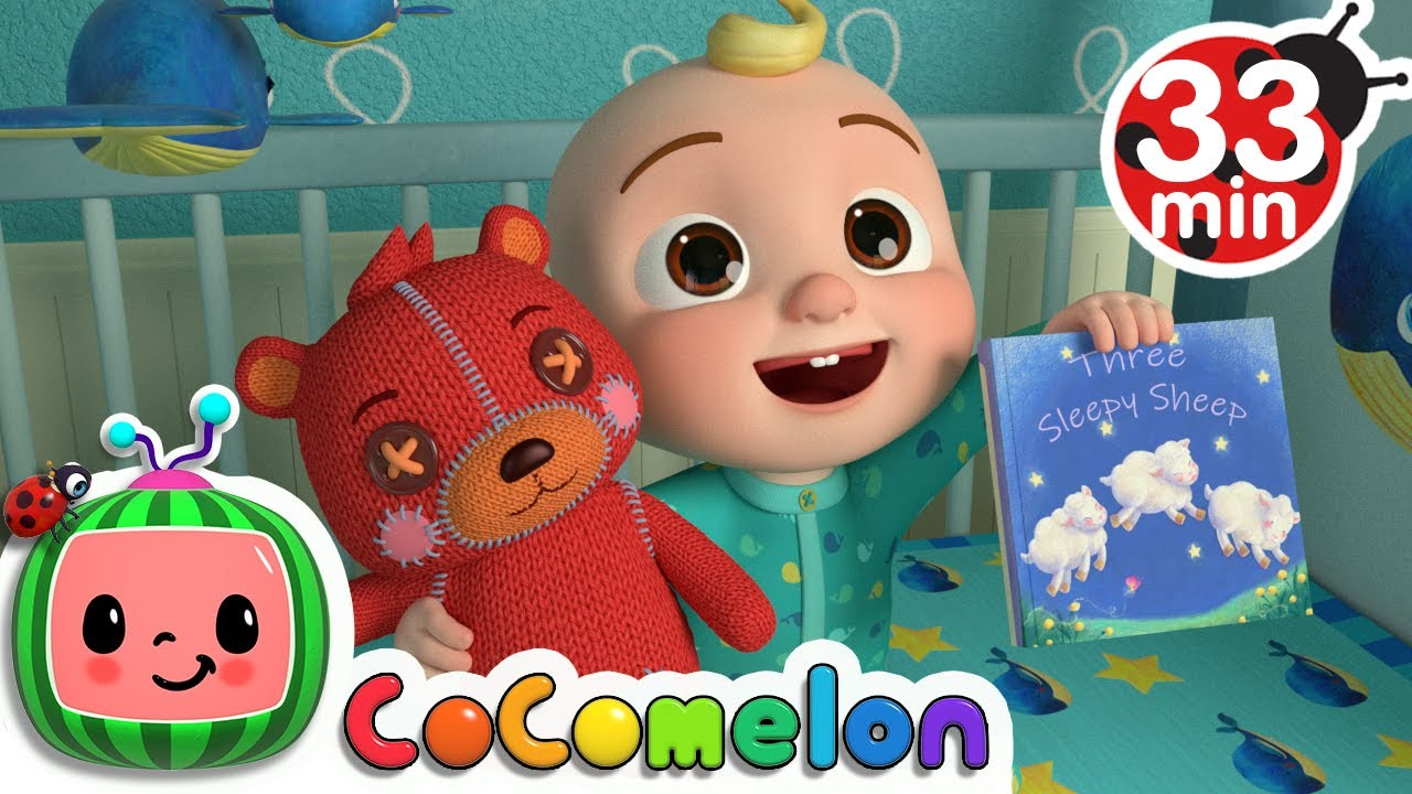 Download This is the Way (Bedtime Edition)  + More Nursery Rhymes & Kids Songs - CoComelon