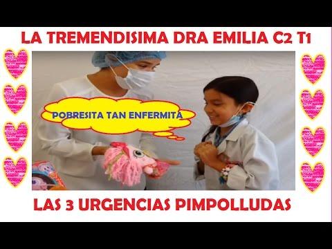 HOSPITAL DISTROLLER 2: La Dra EMILIA y 3 URGENCIAS PIMPOLLUDAS