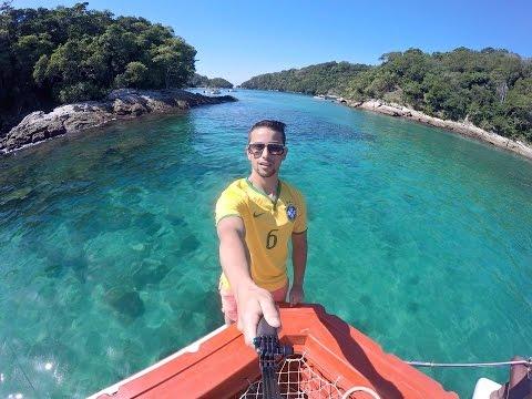 Travel Rio De Janeiro & São Paulo GoPro Road Trip