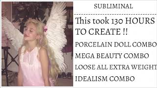 This Took 130 HOURS to Create - Porcelain Doll MEGA COMBO   ...