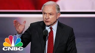 AG Jeff Sessions Agrees To Testify Before Congress | CNBC Free HD Video