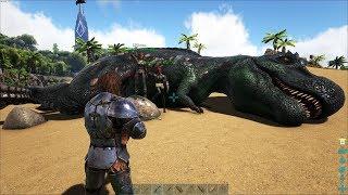ARK: Biệt Đội Săn Khủng Long - Tập 2 - Hạ Sát Bạo Chúa T-Rex =))