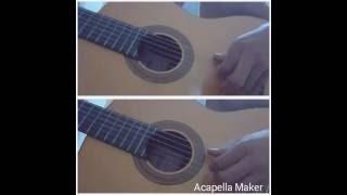 Nti sbabi Kader Japonais نتي سبابي (instrumental) guitare solo
