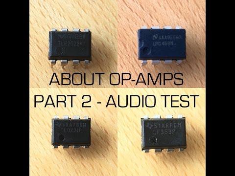About op-amps part 2: audio test
