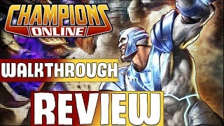 Champions Online 2017 Review