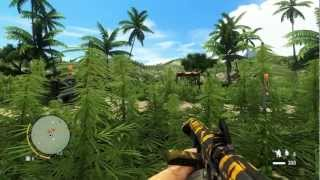 Far Cry 3 Gameplay - Ganja Gun (1080p on MAX Settings)
