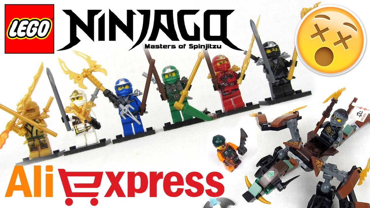 Lego Ninjago TEMPLE of AIRJITZU 70751 распаковка Лего Ниндзяго .