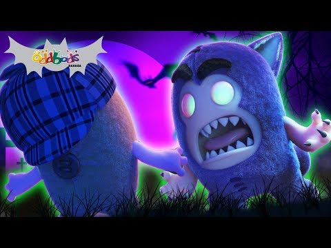 Oddbods | HALLOWEEN 2019 | PESTA PARA MONSTER | Kartun-kartun Untuk Anak-anak