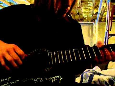 Patrick Evans - Acoustic Guitar - Attack of the Gy...