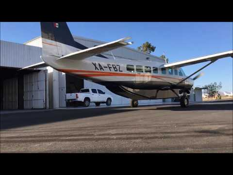 Pilot's Life in the Cessna Grand Caravan