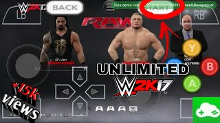 How To Play WWE 2K17 On Android || Using Gloud Games Unlimited