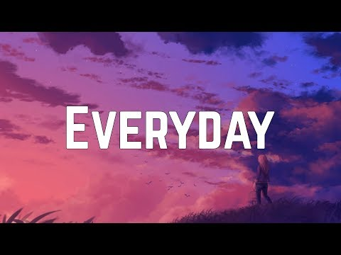 Logic & Marshmello - Everyday (Clean Lyrics)