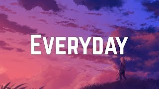 Logic & Marshmello - Everyday (Clean Lyrics)