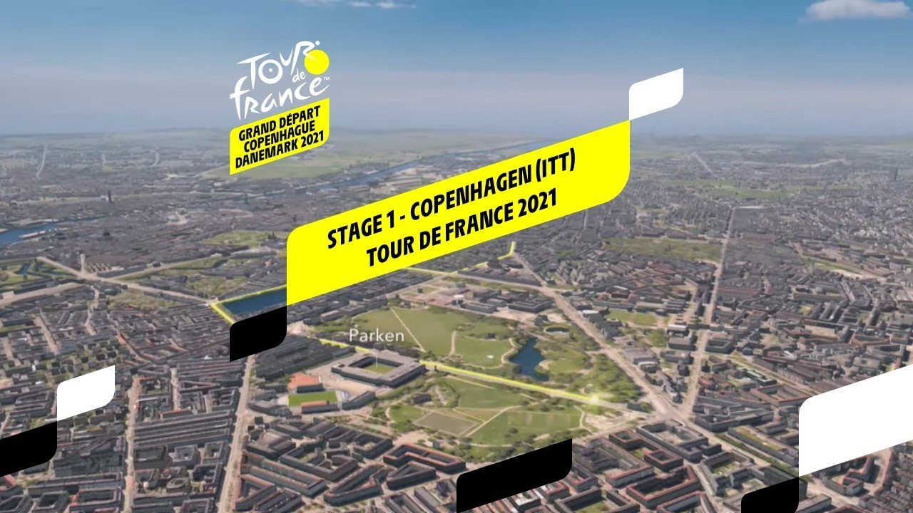 Tour De France 2021 Stages