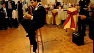 tina/kowser's wedding solo by tahmid