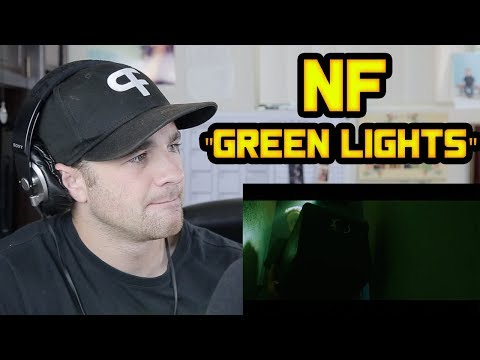 NF  Green Lights REACTION!!!