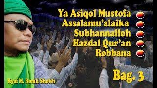 Majlis Sholawat Musa As edisi Hujan Rohmad & Barokah 18 Januari 2018