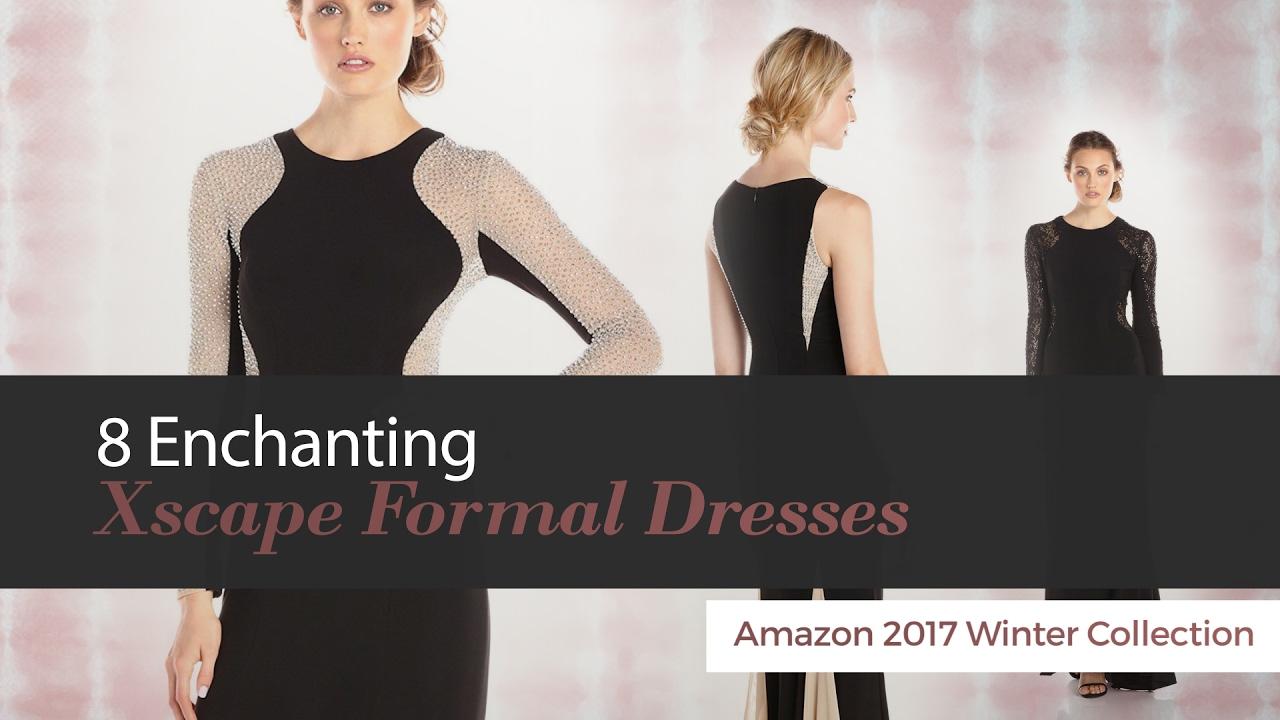 8 Enchanting Xscape Formal Dresses Amazon 2017 Winter Collection ...