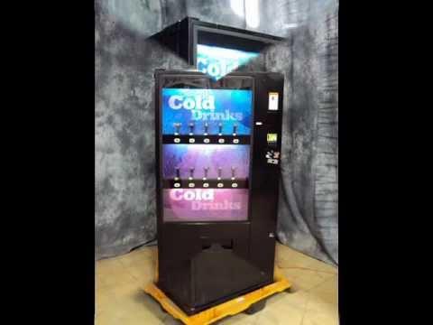 Vending Machine manual vendo 475