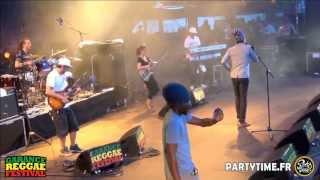 JAH MASON - Live HD at Garance Reggae Festival 2013