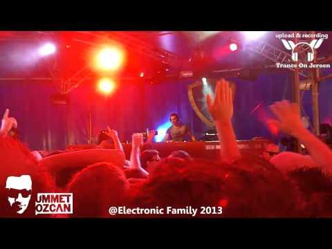 Ummet Ozcan - @Electronic Family 2013, Amsterdamse Bos 20-July-2013