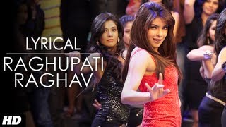 Raghupati Raghav Full Song with Lyrics | Krrish 3 | Hrithik Roshan, Priyanka Chopra