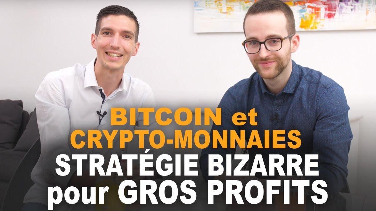 BITCOIN et CRYPTO-MONNAIES : La STRATÉGIE pour faire des PROFITS ! François DENIS