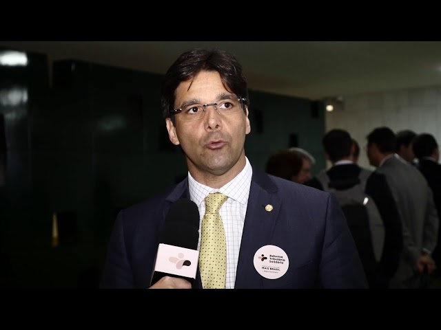 Para o deputado  Felipe Maia (DEM) a pauta é importante e merece ser discutida.