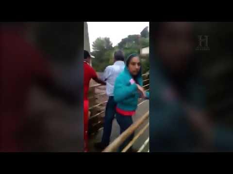 DESASTRES EN TIEMPO REAL – La Tragedia De La Avalancha De Michoacán