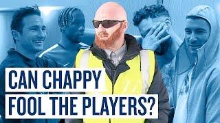 PLAYERS PRANKED | Lampard, Kolarov, Clichy & Sagna | Manchester City April Fools