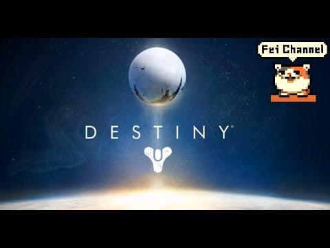 ♯1【PS4】Destiny (デスティニー) 実況