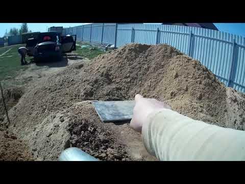 ужасы после копки колодца  а я копал и буду копать