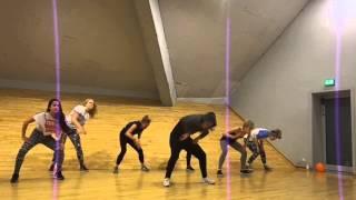 Dancehall/Ragga med Anna ved ElStudio.dk